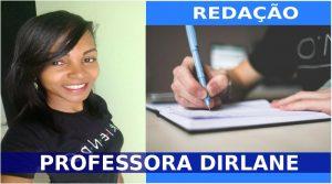 professora-Dirlane-redação-6ao9
